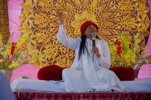 Maa chanting
